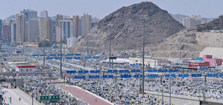 'Haj rituals proceeding according to plans'