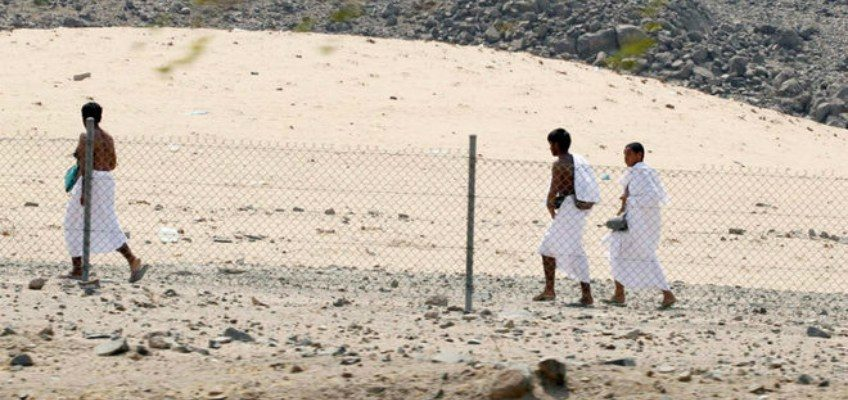 Pilgrims warned against going to Arafat without Haj permits