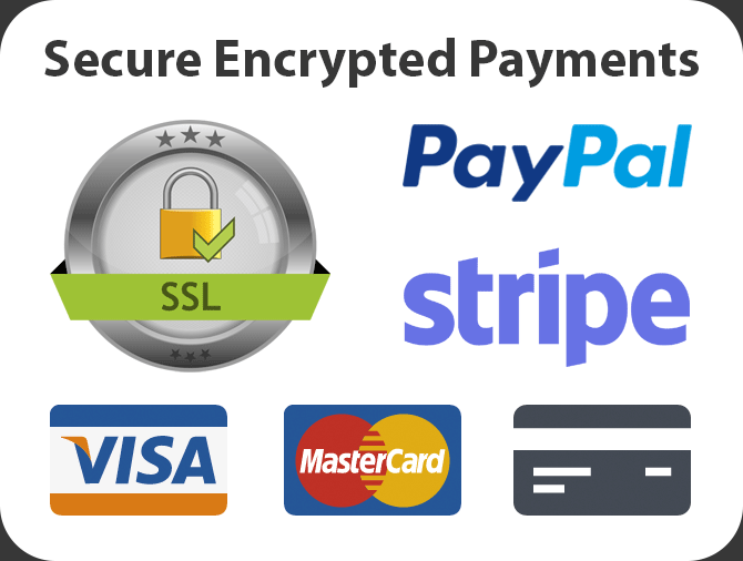 Secure Encrypted Payments